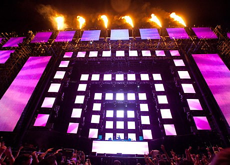 Electric Daisy Carnival Las Vegas 2011 at Las Vegas Motor Speedway in Las Vegas, NV on June 26, 2011