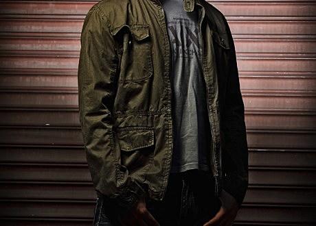 Portraits of DJ Ken Loi in Brooklyn, NY