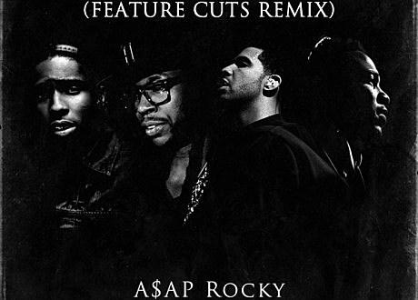 ASAP Rocky Feature Cuts