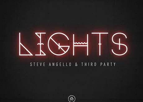 Steve Angello Third Party Lights
