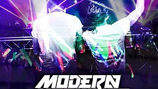 Modern machines bounce music festival