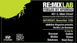 Remix lab LA feature