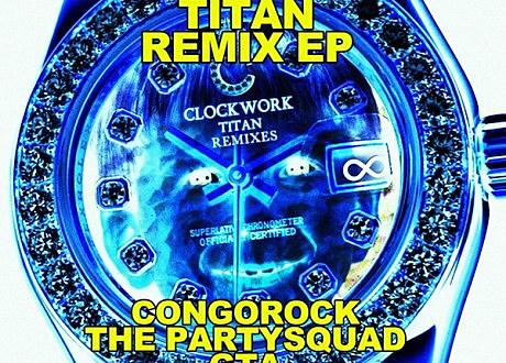 clockwork remix titan