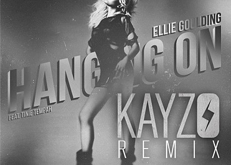ellie goulding hanging on kayzo remix