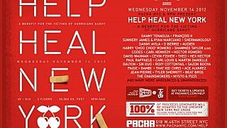 help heal New york pacha ny