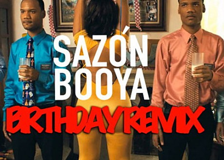 2 chainz kanye west birthday song sazon booya remix