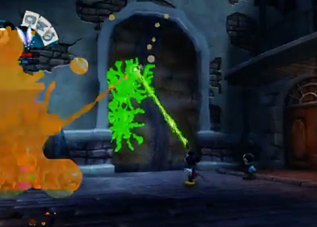 Netsky epic mickey 2