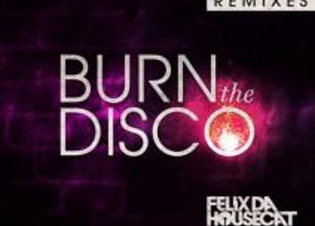 felix da housecat will.i.am burn the disco remix