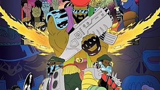 free the universe major lazer