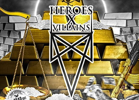 heroes x villains run the trap