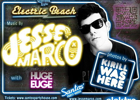 jesse marco electric beach