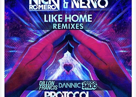 nicky romero nervo like home
