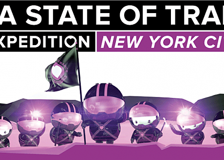 a state of trance new york city