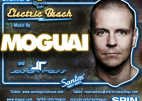 electric beach moguai
