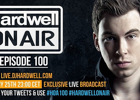 hardwell on air 100 episode