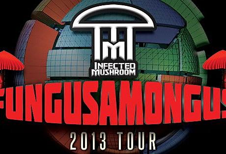 infected mushrrom tour