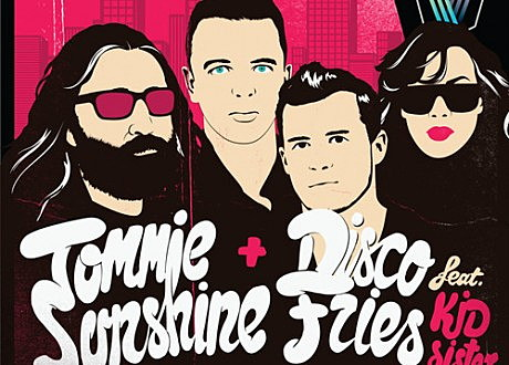 tommie sunshine disco fries kid sister