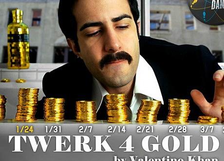 valetino khan twerk 4 gold