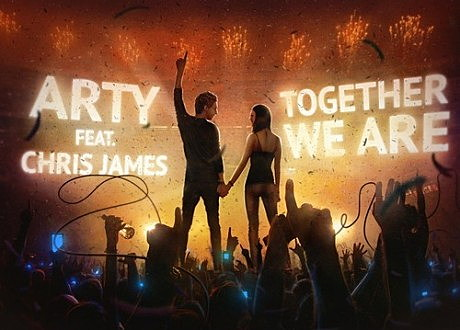 arty chris james together we are clmd remix