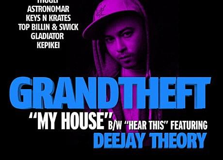grandtheft my house