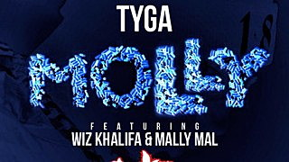 molly remix tyga wiz khalifa