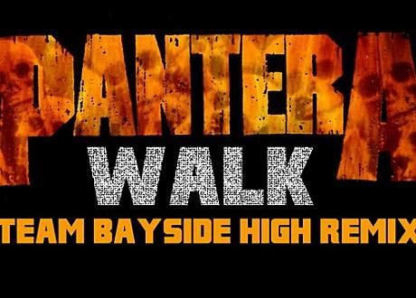 pantera walk team bayside high