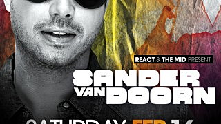 sander van doorn the mid