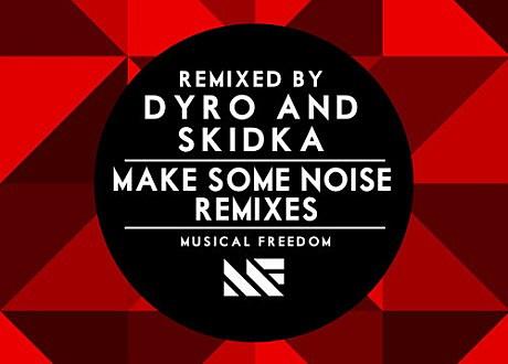 tiesto swanky tunes ben mclnerney make some noise dyro remix