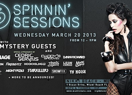 2013 spinnin sessions miami