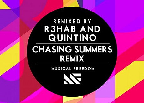 tiesto chasing summers remix r3hab