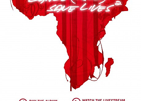 DANCE (RED) SAVE LIVES Artwork