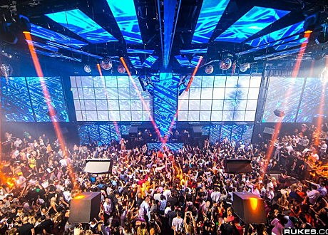 Light Nightclub, Las Vegas