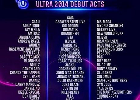 ultra debuts