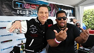 """UMF Radio"" And Tiesto's Club Life Radio Broadcast Live From The SiriusXM Music Lounge At The W Hotel In Miami"