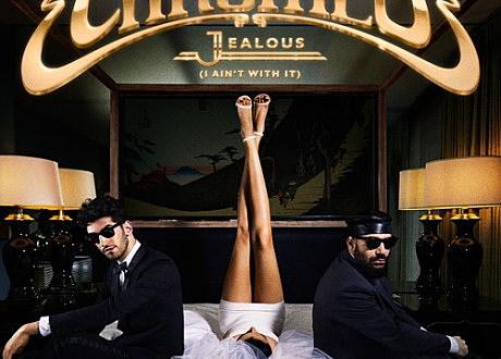 "Chromeo ""Jealous"" Solidisco remix."