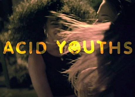 "David Heartbreak ""Acid Youths"" remix package."