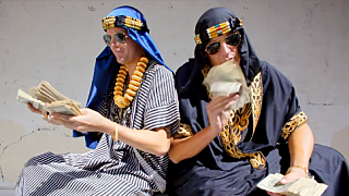 "Dillon Francis & DJ Snake ""Get Low"" Music video."