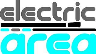 Sirius XM's Electric Area logo.