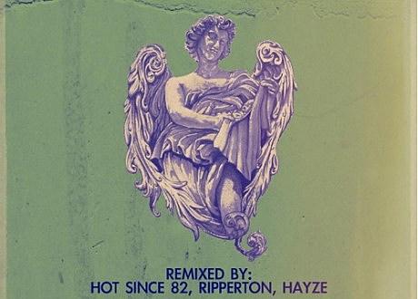 """Hot Since 82 """"Angel"""" remix artwork."""