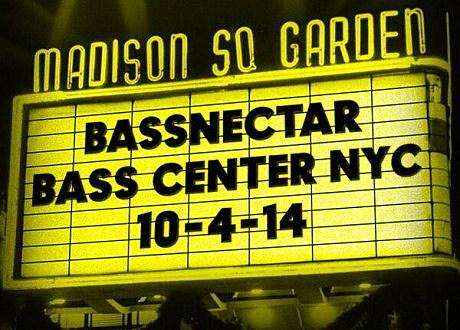 Bassnectar @ MSG.
