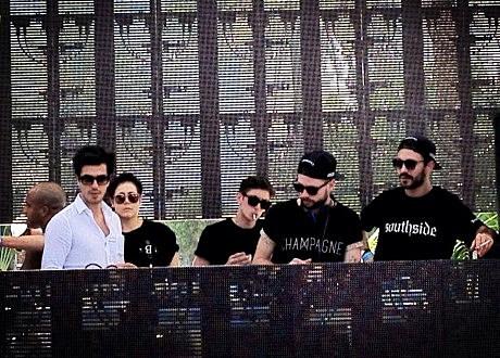 Bromance Records crew