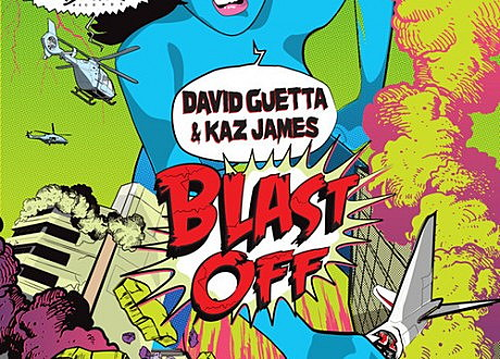 "David Guetta & Kaz James ""Blast Off"" Preview"