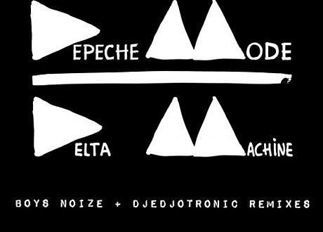 "Depeche Mode ""My Little Universe"" Boys Noize Remix"