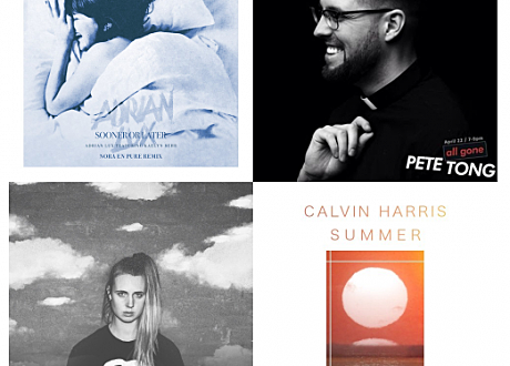 elektro's Best of May 2014 tracks