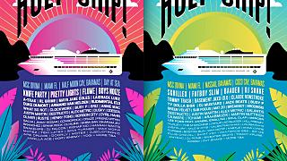 Holy ship lineups