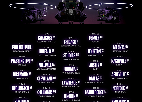 RL Grime 'Void Tour' dates