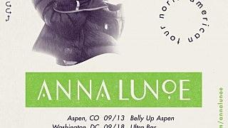 anna lunoe 'all out fall tour'