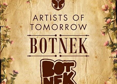 botnek artists of tomorrow mix