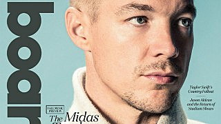 Diplo Billboard Cover
