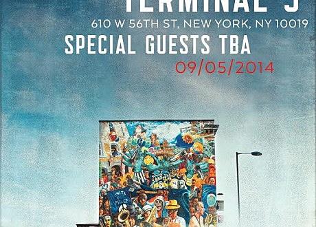 rudimental @ terminal 5